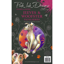 Pink Ink Designs-Stempel/Jeeves & Woofster