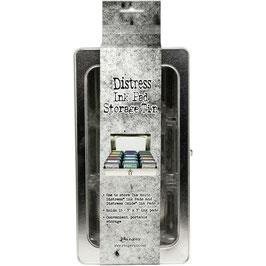 Ranger-Distress Ink Pad-Storage Tin/Aufbewahrungsbox
