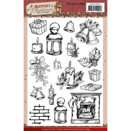 Find It Trading-Stempel/History Of Christmas