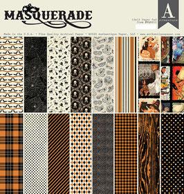 """Authentique-Paper Pad/Masquerade 12x12"""""""