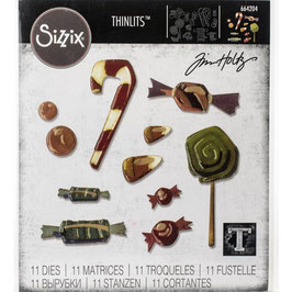 Sizzix Thinlits by Tim Holtz-Stanzform/Sweet Treats