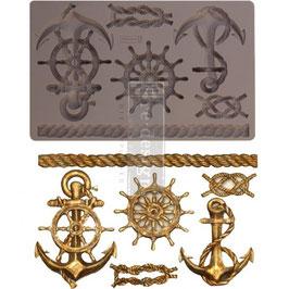 Re Design with Prima Marketing-Silikonform/Mariner's Voyage