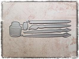 Stanzform-Kalligraphie 3061