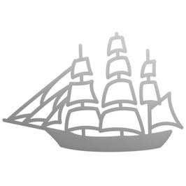 Stanzformen-Couture Creations/Sailship