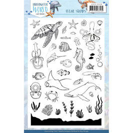 Find It Trading-Stempel/Underwater World