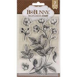 Bo Bunny-Stempel/Wildflowers