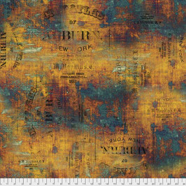 Free Spirit-Abandoned by Tim Holtz/Urban Grunge-Patina