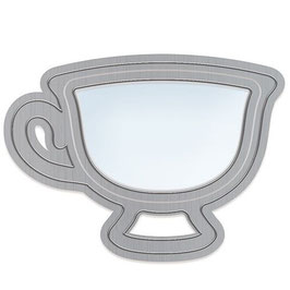 Tonic Studios-Stanz & Shaker Set/Tea Cup