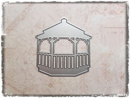 Stanzform-Pavillon 1022