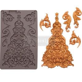 Re-Design Prima Marketing-Silikonform/Glorious Tree