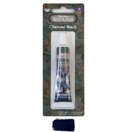 Finnabair Art Alchemy-Matte Wax/Charcoal Black