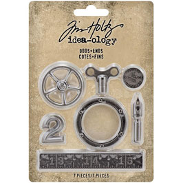 Idea-Ology by Tim Holtz/Odds & Ends
