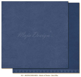 Maja Design-Shades of Denim/Dark Blue