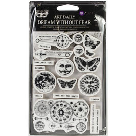 Prima Marketing-Stempel/Dream Without Fear