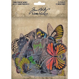Idea-Ology by Tim Holtz/Transparent Wings