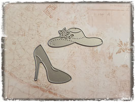 Stanzformen - High heels 4 - 1039