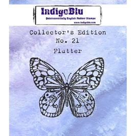 IndigoBlu-Stempel/Collector's Edition Nr. 21/Flutter