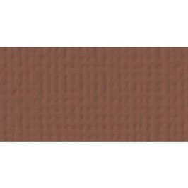 American Craft's Cardstock 46-71047 Chocolate