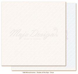 Maja Design-Shades of the Alps-Snow