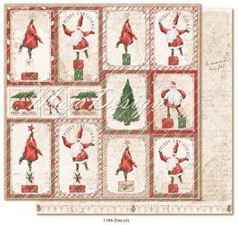 Maja Design-Happy Christmas/Die cuts