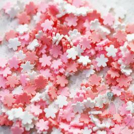 Dress My Crafts/Shaker Elements-Pastel Sakura Slices
