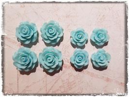 Harzblumen - hellblau