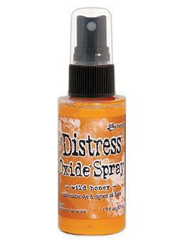 Distress Oxide Spray-wild honey