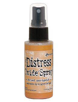 Distress Oxide Spray-dried marigold