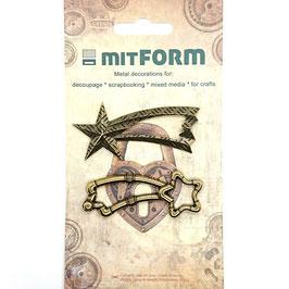 Mitform-Metall Charms/Christmas 1