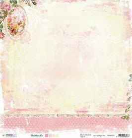 Studio Light - Shabby Chic Nr.01 - 12x12""