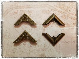 Buchecken - Vintage bronce 385