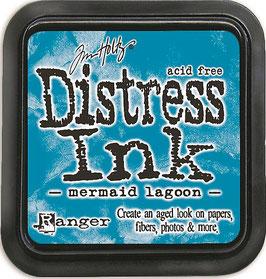 Distress Ink-mermaid lagoon