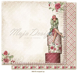 Maja Design-Christmas Seasons/All wrapped up