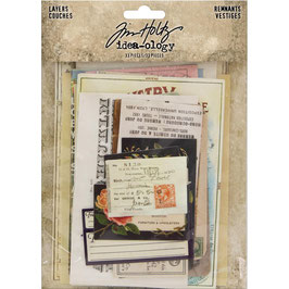 Idea-Ology by Tim Holtz/Layers Remnants