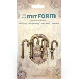 Mitform-Metall Charms/Christmas 3