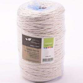 Vaessen Creative Cotton twine/2mm-150 Meter