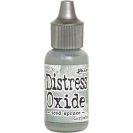 Distress Oxide Nachfüller-iced spruce
