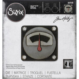 Sizzix by Tim Holtz Bigz-Stanzform/Voltage