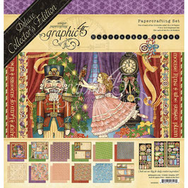 Graphic 45 Deluxe Collector's Edition-Nutcracker Sweet