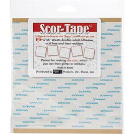 """Scor-Tape Klebefolien 6x6"""""""
