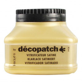 Décopatch Original Klarlack satiniert/90ml