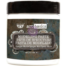 Finnabair-Modeling Paste Opaque Matte/236ml