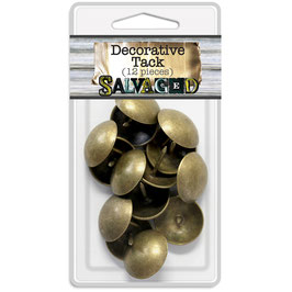 Salvaged by BCI Crafts-Decorative Tacks/Reissnägel