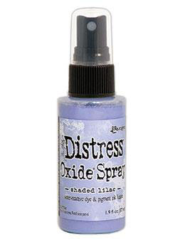 Distress Oxide Spray-shaded lilac