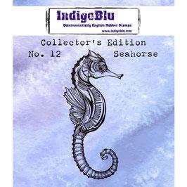 IndigoBlu-Stempel/Collector's Edition Nr. 12/Seahorse
