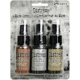 Distress-Mica Spray 3er Pack