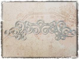 Stanzform-Bordüre Ornament 4057
