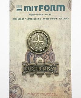 Mitform-Metall Charms/Travel 5