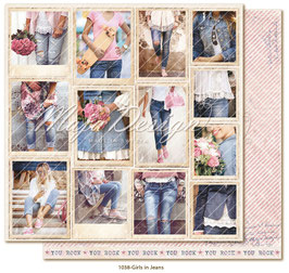 Maja Design-Denim & Girls/Girls in Jeans