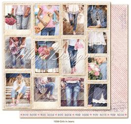 Maja Design-Denim & Girls/Girls in Jeans